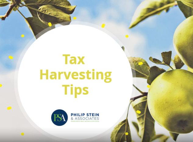 Tax Harvesting Tips